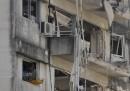 Esplosione edificio a Rosario
