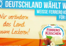 La pubblicità della Ferrero accusata di razzismo