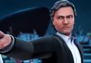 Il cartone animato con José Mourinho