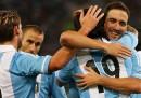 Italia-Argentina 1-2