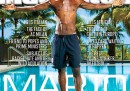La copertina di Sports Illustrated con Balotelli