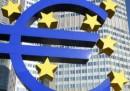 Eurozona, inflazione stabile all'1,6% a luglio, -0,5% su mese