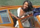 Le foto di venerdì a Venezia