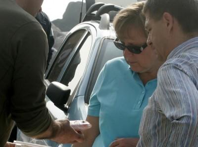 Joachim Sauer, marito di Angela Merkel