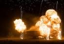 È finito Burning Man