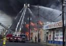 Incendio New Jersey