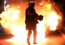 Altri scontri in Grecia