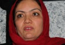 Fariba Ahmadi Kakar è stata liberata
