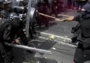 Le proteste in Messico
