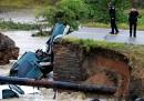 L'alluvione in Colorado