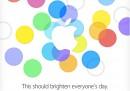L'invito ufficiale di Apple per il 10 settembre