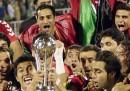 Una partita di calcio in Afghanistan