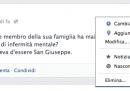 Modifica dei post su Facebook