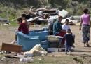 Campo nomadi via Salviati