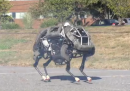 WildCat, il nuovo robot della Boston Dynamics