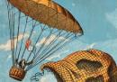 André-Jacques Garnerin e i paracadute