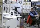 Le opere di Banksy a 60 dollari