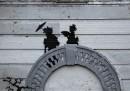 Il nuovo Banksy a New York - foto