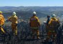 Le nuove foto degli incendi in Australia