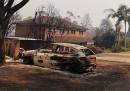 Gli incendi in Australia continuano
