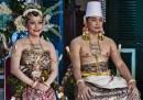 Il matrimonio reale in Indonesia