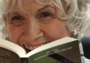 Alice Munro ha vinto il Nobel per la Letteratura 2013