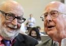 Il Nobel per la Fisica a François Englert e Peter W. Higgs
