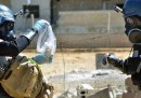 Le ultime sulle armi chimiche in Siria