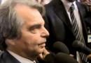 Il video di Brunetta che dice che il PdL voterà la sfiducia a Letta
