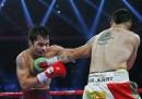 Manny Pacquaio contro Brandon Rios