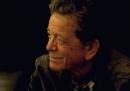 Il video dell'ultima intervista di Lou Reed
