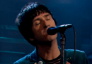 """Johnny Marr canta """"Please Please Please, Let Me Get What I Want"""""""
