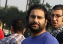 L'arresto di Alaa Abdul Fattah