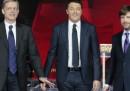 Il dibattito tra Renzi, Civati e Cuperlo
