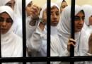 21 donne dei Fratelli Musulmani sono state condannate in Egitto