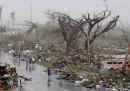 Le Filippine devastate dal tifone