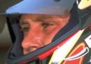 Il pilota Doriano Romboni è morto in un incidente a Latina