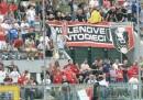 Sono stati arrestati 15 tifosi della Nocerina