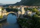 La distruzione del ponte di Mostar