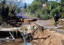 Sardegna, i danni dell'alluvione