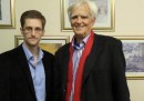 La lettera di Snowden alla Germania