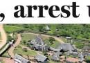 Le foto della residenza di lusso di Jacob Zuma