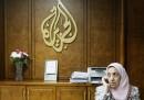 I giornalisti di Al Jazeera arrestati in Egitto
