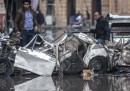 L'attacco esplosivo in Egitto