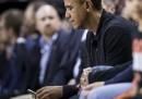 Obama: «Non mi è permesso, per ragioni di sicurezza, avere un iPhone»