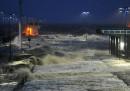 Le foto della tempesta nel nord Europa