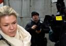 Corinna Schumacher ha chiesto ai giornalisti di lasciare l'ospedale di Grenoble