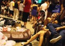 Una festa a Vila Mimosa