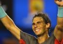 Nadal ha battuto Federer agli Australian Open