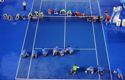 Australian Open pioggia